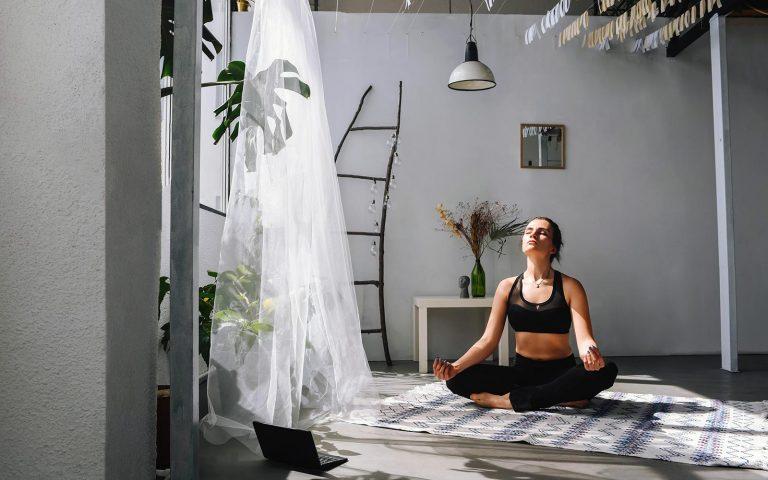 Mehr Entspannung und Gesundheit durch Meditation