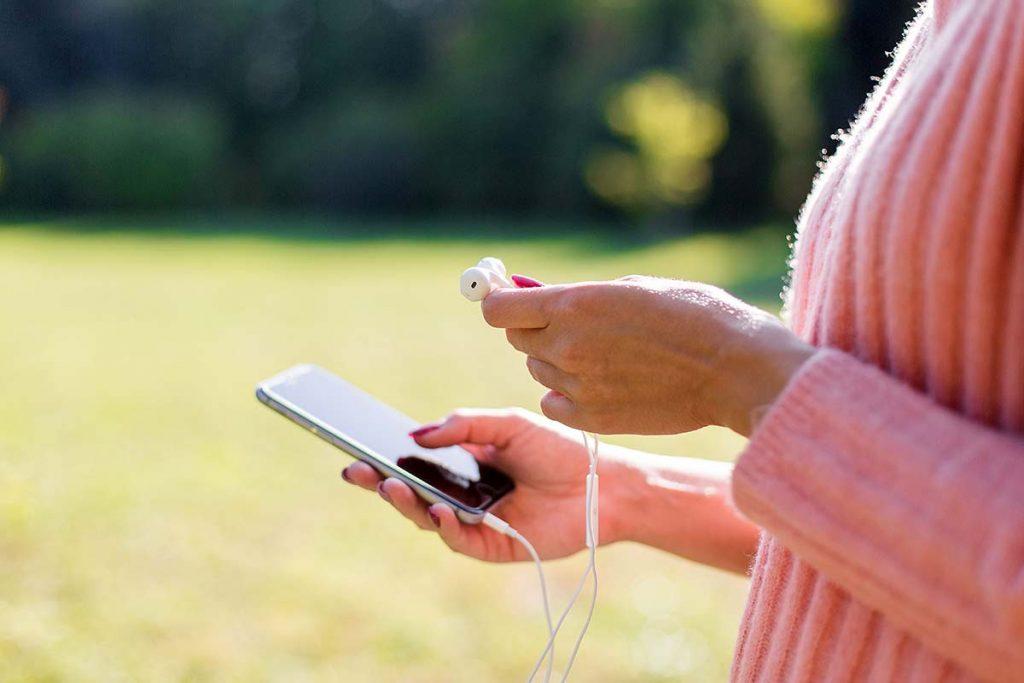 Das tolle an Naturgeräuschen als Aufnahme ist, dass sie mittlerweile jederzeit und überall verfügbar sind.