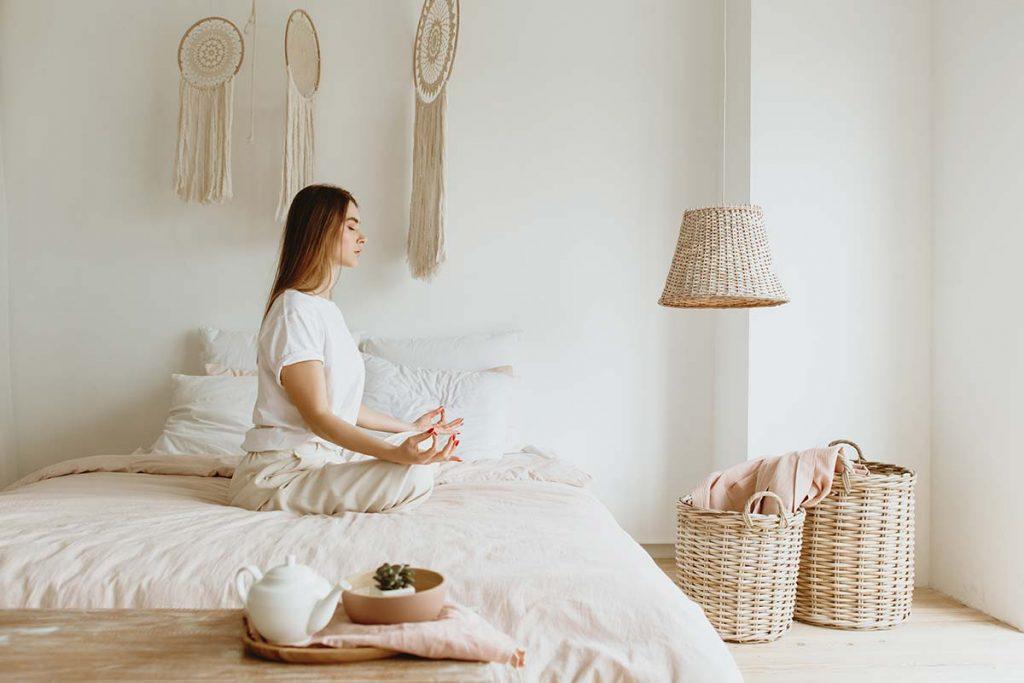 Beim Meditieren lernst du nicht nur zu entspannen, du tust auch etwas für deine Gesundheit und deine Persönlichkeitsentwicklung.